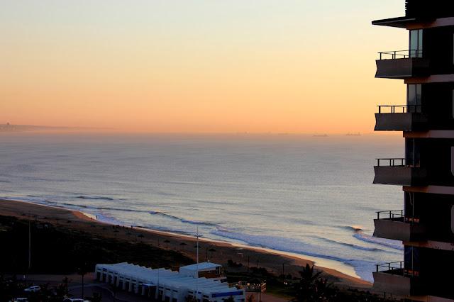 Durban South Africa Beach