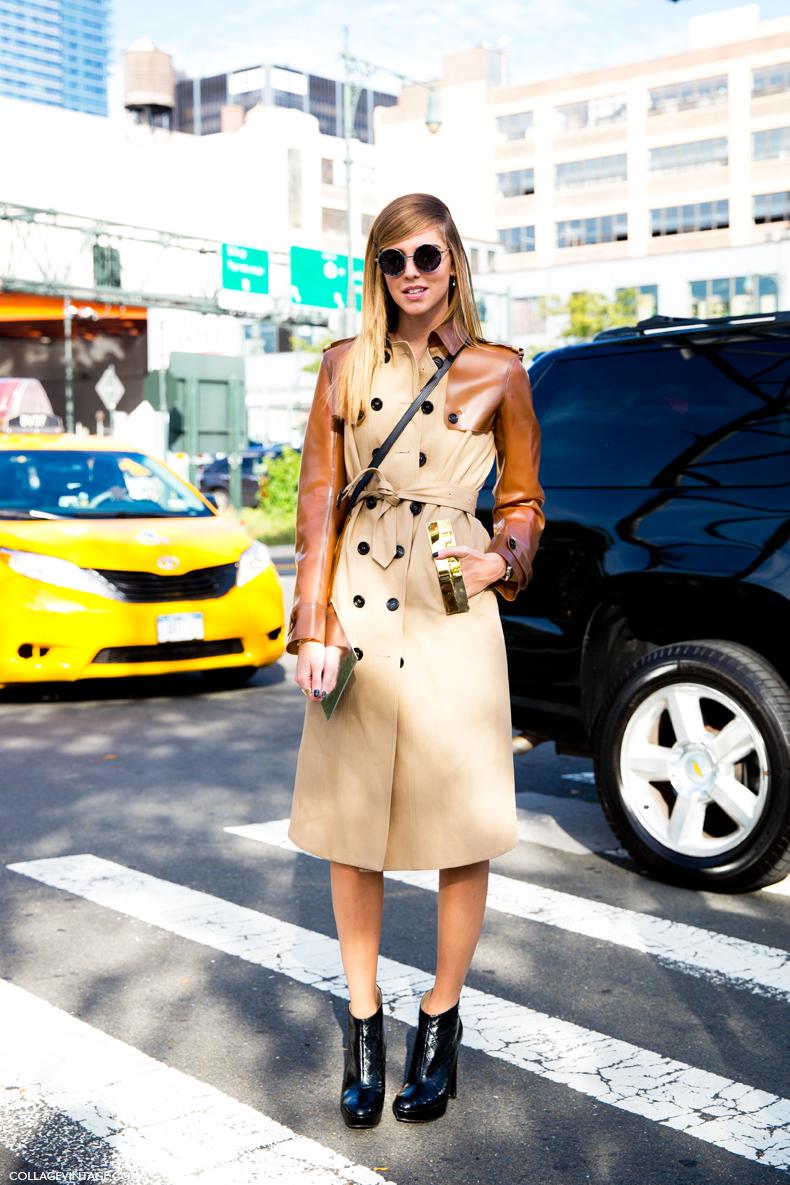 New York Fashion Week Street Style Style Guides Moda Tendencias Looks Belleza