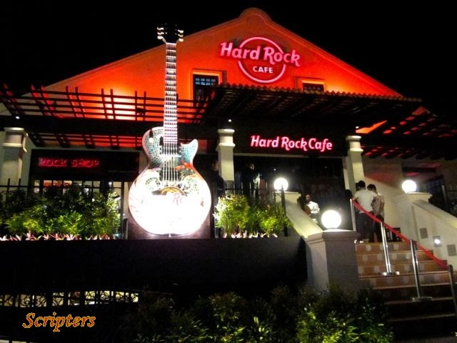 Hard Rock Cafe Melaka Yang Ketiga Di Malaysia