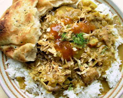 ~ Chicken Cardamom Curry ~