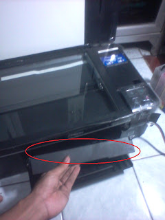 Printer Epson TX121 Mati Total