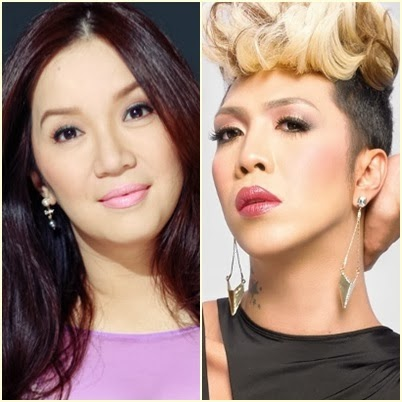 Kris Aquino and Vice Ganda