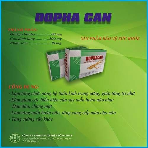 DOPHA CAN