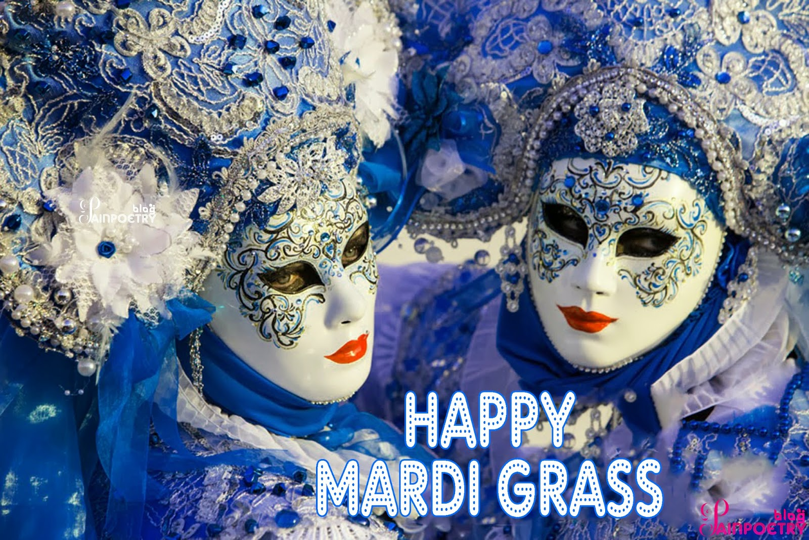 Happy-Mardi-Gras-Wishes-Wallpaper-eCard-Image-Photo-Wallpaper-Venetian-Carnival-Mask-Wide-HD