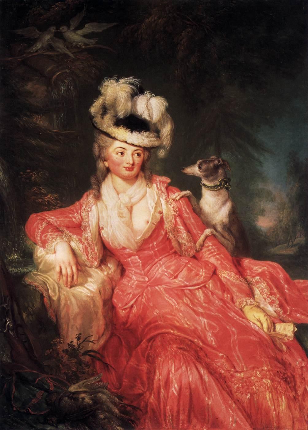 Lady aus Lichtenau