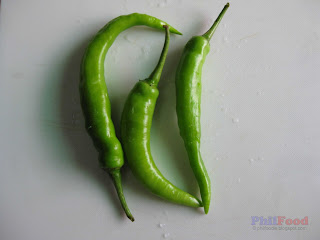 Philippine chili photo