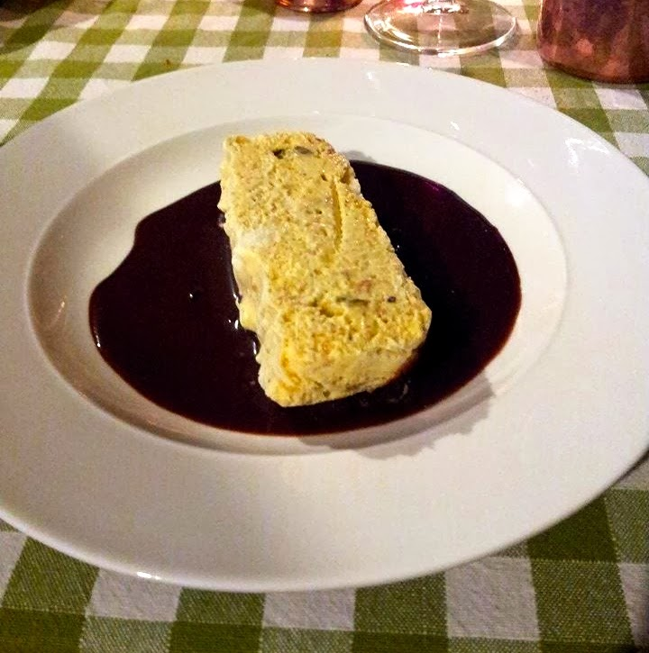 Semifreddo all Amaretto