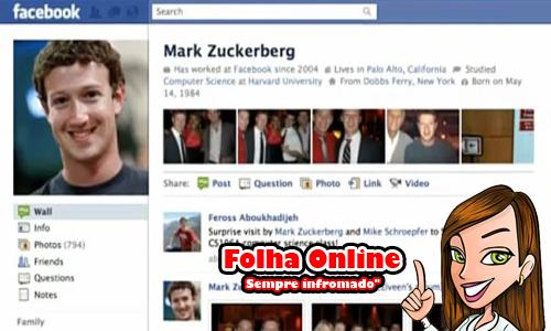 Saiba quais forma os 10 primeiros usuários do Facebook