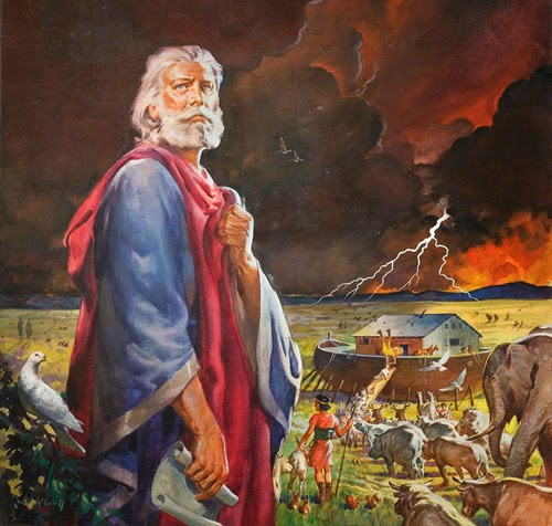 noah the righteous man Main judaism but noach is a righteous man but noach is a righteous man  of compassion and turned to the left hand of justice yet in the midst of that change he was comforted that he had a noah.