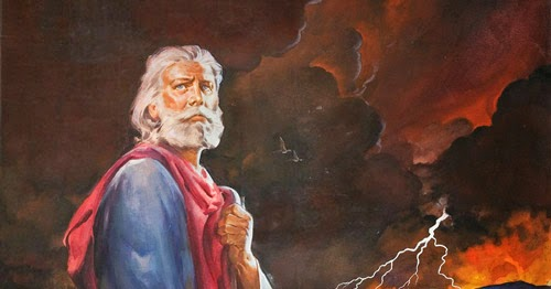 Walk in Truth: Noah: How Long Did It Take To Build The Ark?