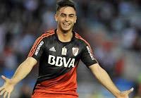 Pity, Pity Martínez, Gol, River, Huracan, Torneo Local, Camiseta Suplente nueva,