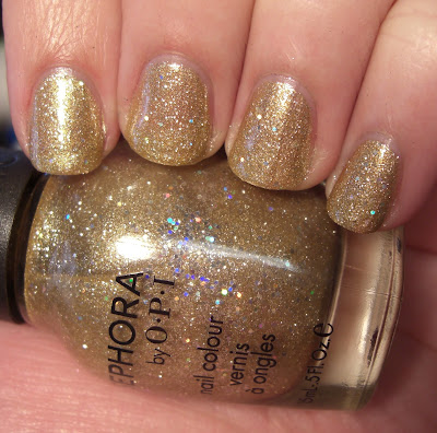 sephora by opi looks like rain dear nail swatch