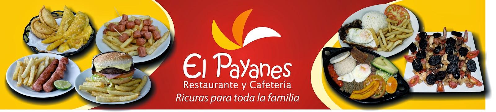 Cuando visite a Pasto, no olvide ir a EL PAYANES, ricuras para toda la familia. El Vergel