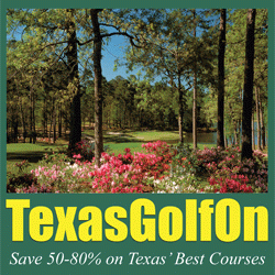 Golf in Texas for 50-80% Off
