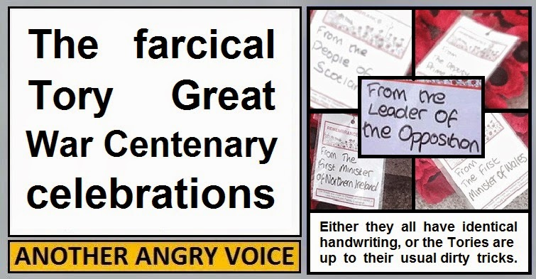 The farcical tory great war centenary celebrations for Farcical plot