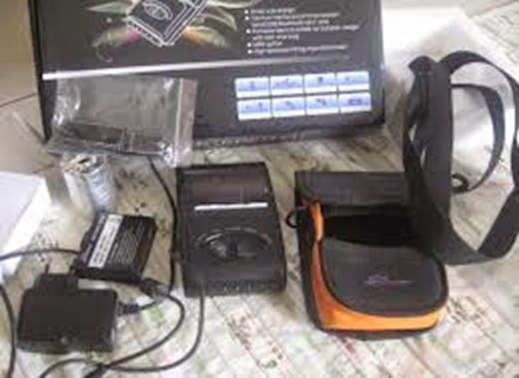 Peluang Usaha Loket Pembayaran Rekening Bergerak - Gambar Mobile Printer Zorerich AB320M