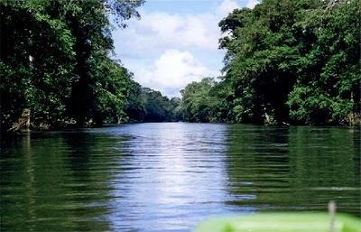 Río Chirripó Norte