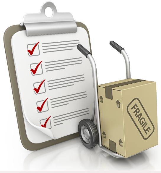 Checklist for Belongings