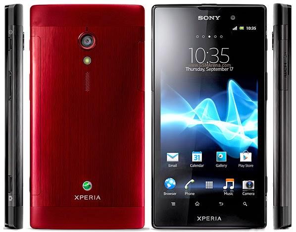 Sony Xperia ion HSPA LT28h