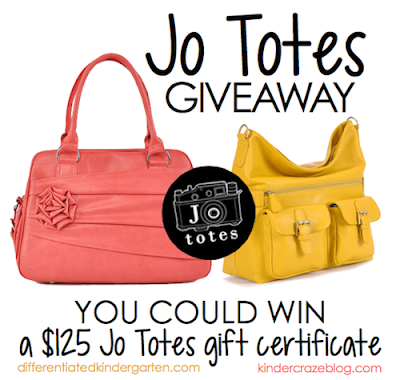Jo Totes Giveaway