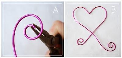 como hacer adornos para san valentin