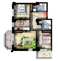 Royal Town Copou Iasi - Apartament 3 camere - 84,10 mp