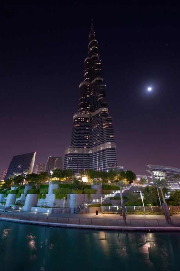دبي ليلاً - صوراً غاية في الجمال Dubai-amazing-photos19