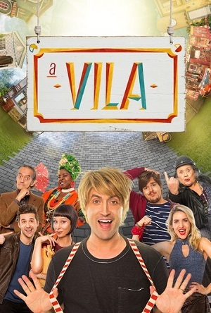 A Vila - Nacional Séries Torrent Download capa