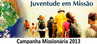 #CampanhaMissionária: Animando o Mês Missionário