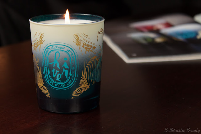 Diptyque Hiver Winter Candles Holiday 2014 Collection