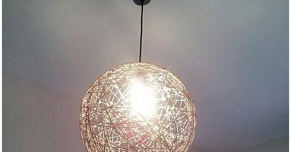 Mi lámpara de cuerda