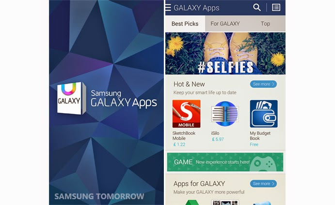 Samsung Galaxy devices, samsung, tablet, galaxy apps, app store