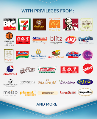 Merchant yang Bekerjasama dengan Samsung Galaxy Gift Indonesia