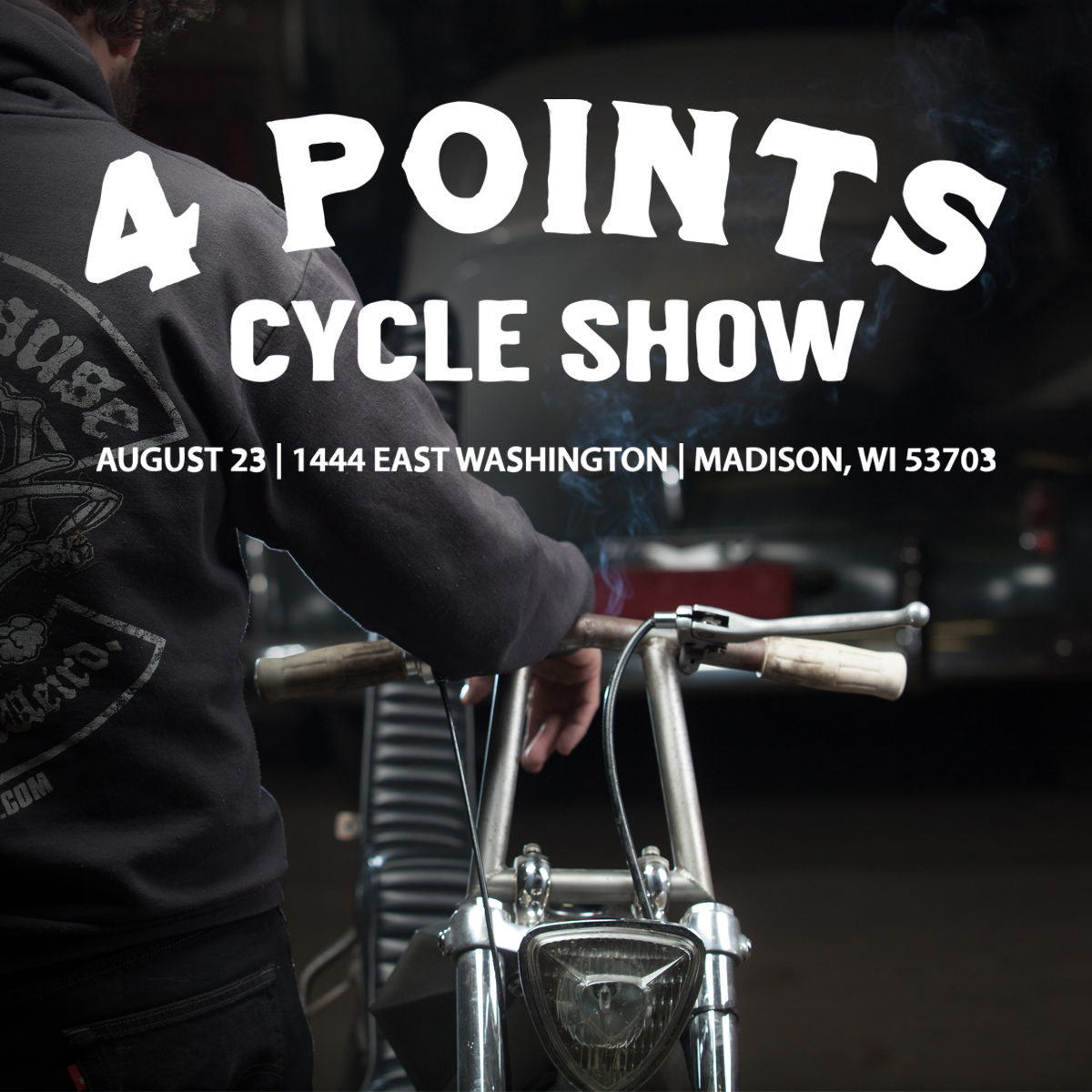 4 Points Cycle Show