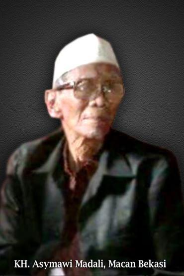 KH. Asymawi Madali