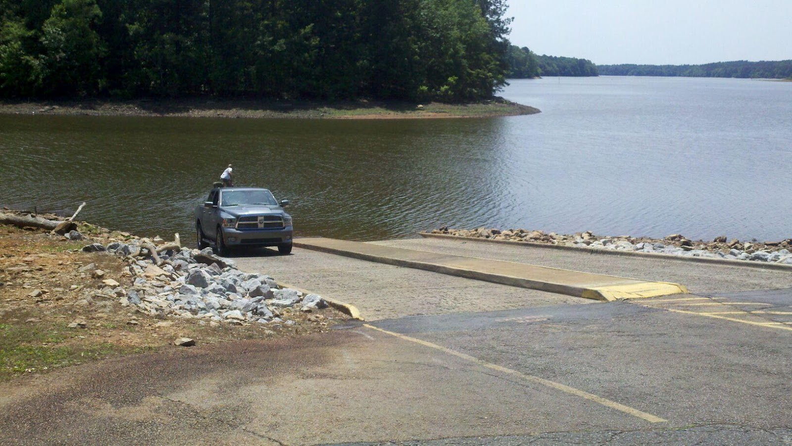 Troup county sheriff 39 s office alert boaters on west for West point lake fishing report