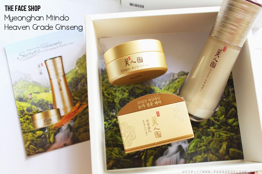 Myeonghan Miindo Heaven Grade Ginseng