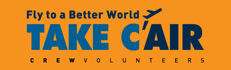 TAKE C'AIR Crew Volunteers
