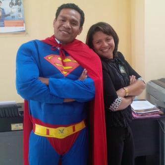 Sewa Kostum Dewasa Superhero Superman Online