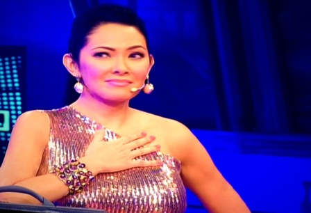 Banker probes Ruffa's ideal man