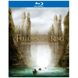 Lord of the Rings Extended Edition Blu Ray Release Date