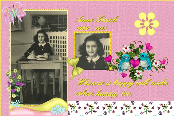 March 2016 – Anne Frank