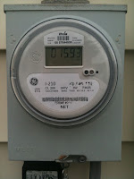residential electric meter