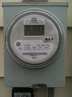 residential electric meter