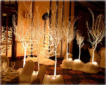 White Rose Weddings Celebrations Amp Events Winter Wedding Theme