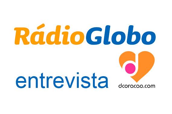 Entrevista - Rádio Globo - Organização da Casa - Vivianne Pontes - dcoracao.com