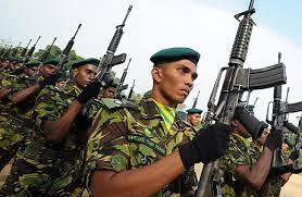 Sri-Lankan Army