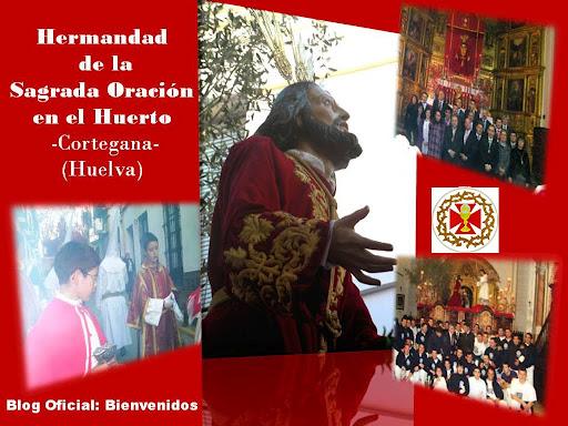 Hermandad de la Sagrada Oración en el Huerto, Cortegana (Huelva)