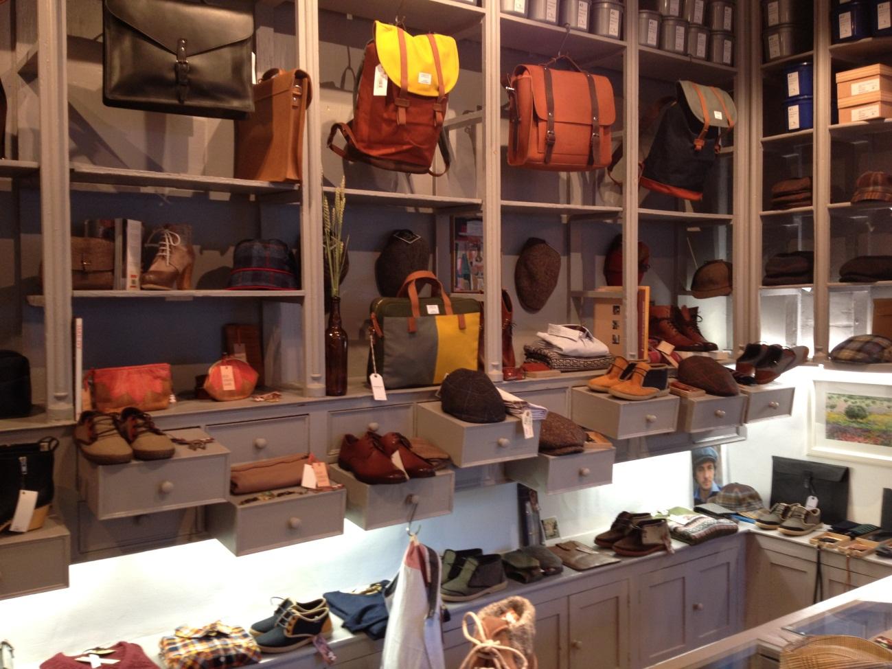 Tiendas De Moda En Madrid Sin Clon Ni Son Tienda De Autor Moda  ~ Tiendas De Decoraciã³n En Madrid