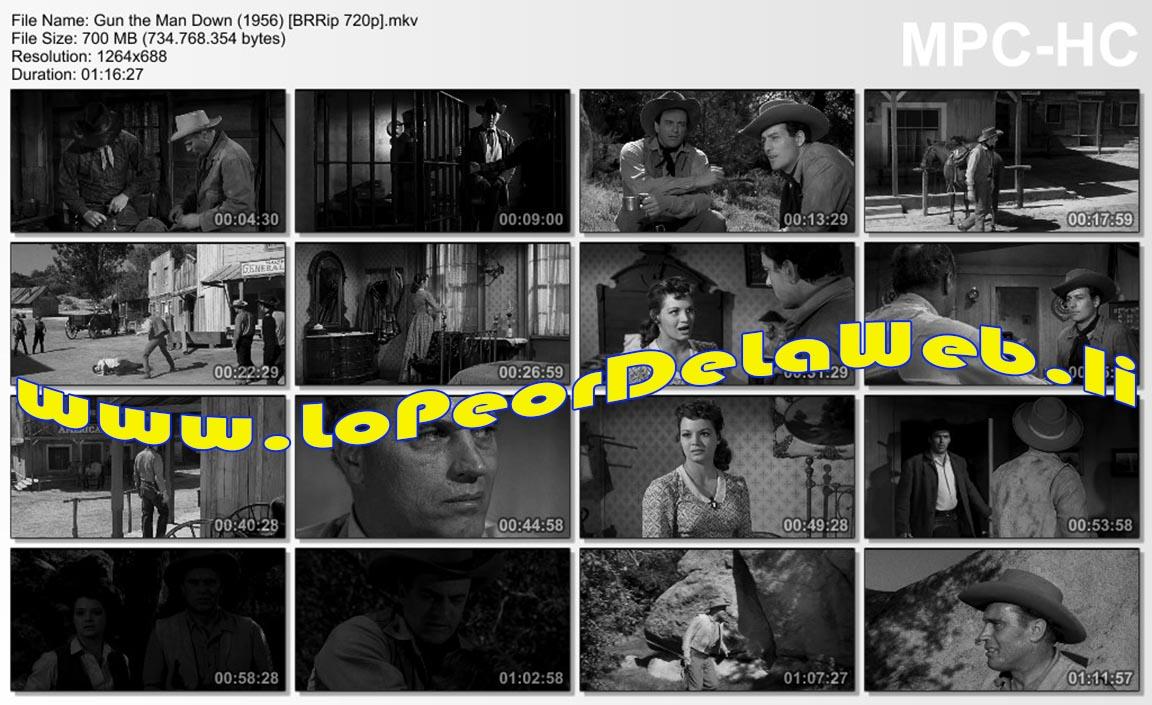 Matar a un Hombre (Western - 1956 - James Arness)